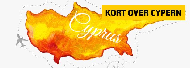 cypern kort